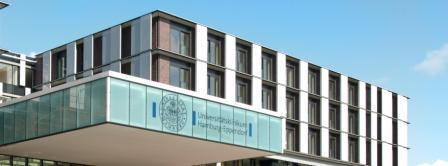 Top Building - University Medical Center Hamburg-Eppendorf