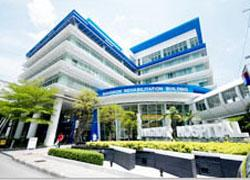 Main Building - Bangkok Hospital