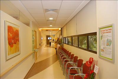 Waiting Area - Singapore General Hospital