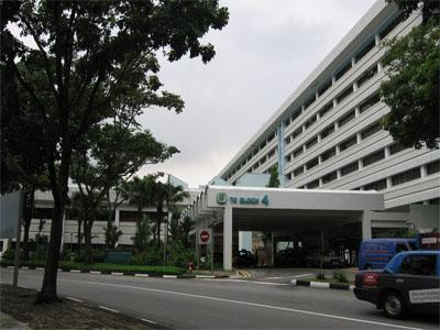 Hospital Background - Singapore General Hospital