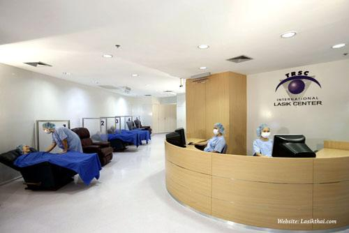 Operation Area - TRSC International LASIK Center