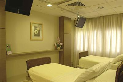 Two Bedded Room - Thomson Medical Center (TMC)