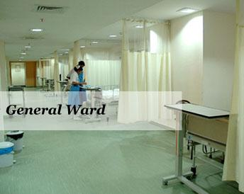 General Wards - Apollo Gleneagles Hospital