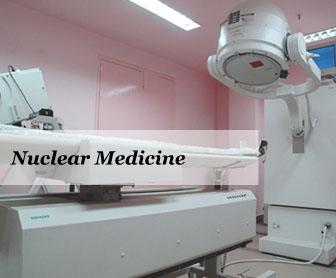 Nuclear Medicines - Apollo Gleneagles Hospital