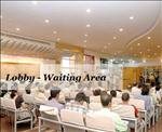 Lobby/Waiting Areas - Apollo Gleneagles Hospital