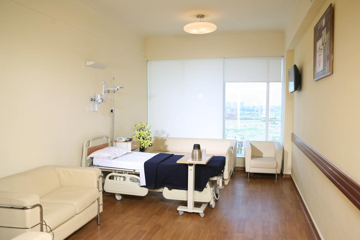 Private room - Artemis Health Institute