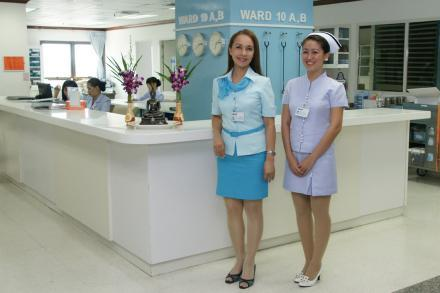 International Liaisons - Yanhee Hospital