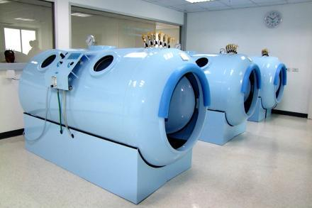 Hyperbaric Center - Yanhee Hospital
