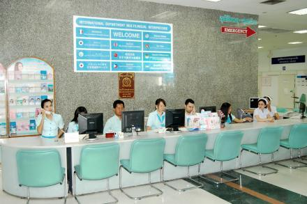 Multi-language Translators - Yanhee Hospital