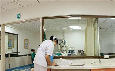 ICU Area - Asian Heart Institute