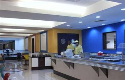 Cafeteria - Asian Heart Institute