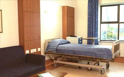 Patient's Deluxe Room - Asian Heart Institute