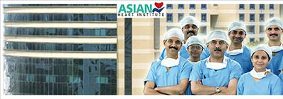 The Doctor's and Staff - Asian Heart Institute