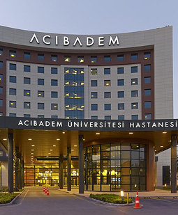 Acibadem Atakent University Hospital, Istanbul, Turkey