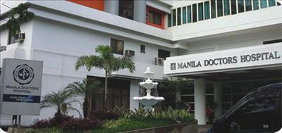Main Building - Manila Doctors Hospital