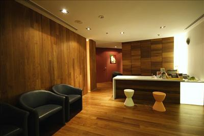 Reception Area - David Loh Surgery