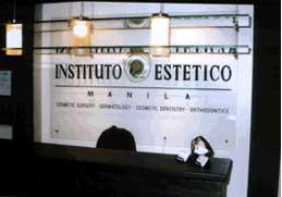 Entrance - Instituto Estetico - Estetico Manila