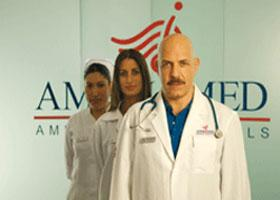 The Staff - AmeriMed American Hospitals - AmeriMed American Hospital Cabo San Lucas