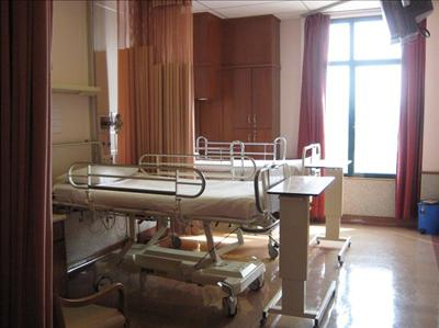Two bedded room - Gleneagles Intan Medical Centre