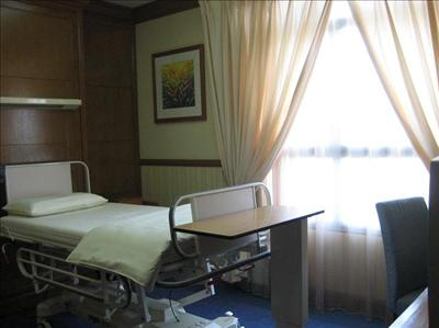 Junior suit - Gleneagles Intan Medical Centre