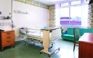 Patient's Private Room - Gleneagles Medical Centre Penang