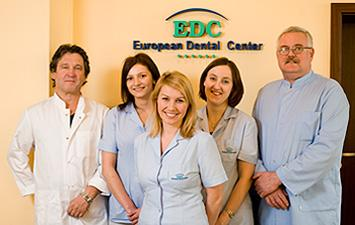 Our Team - European Dental Center - Dental Klinik