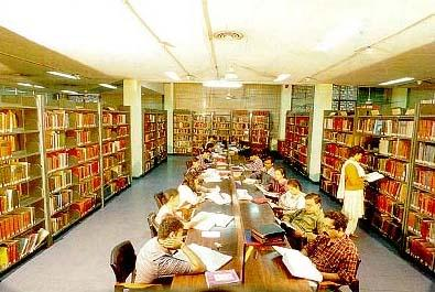 Dr. B.B Dikshit Library - All India Institute of Medical Science (AIIMS)