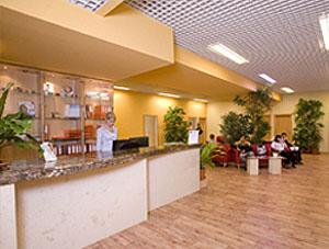 Reception Area - Access Smile