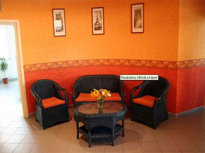 Waiting Lounge - HappyDent dental clinic - Happy Dent