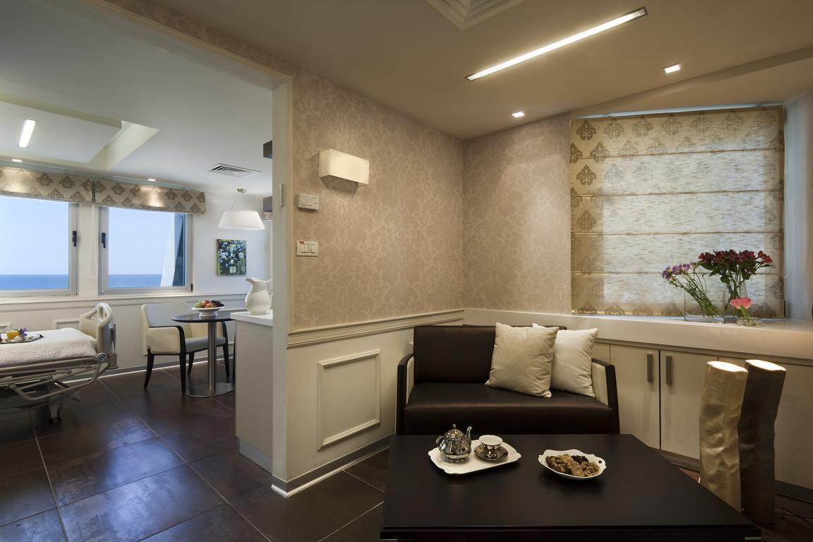 Private room - Herzliya Medical Center