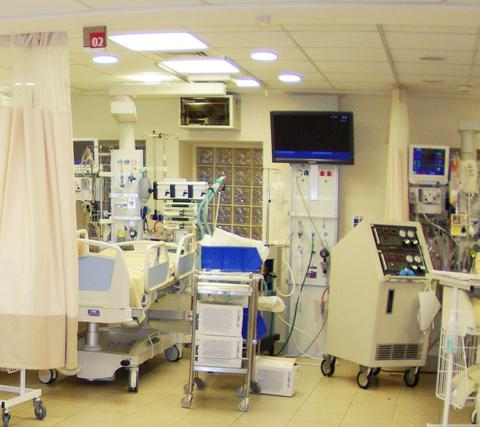 Surgery Area - Sheba Medical Center