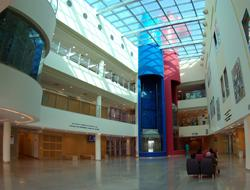 Lobby - Sheba Medical Center