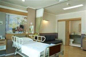 Patient Suite Room - Sikarin Hospital