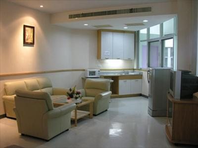 Patient Suite - Mission Hospital