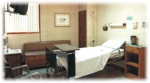 Patient's Room - Almater Hospital