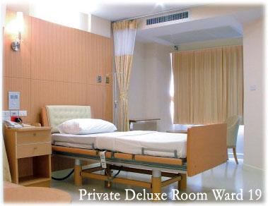 Deluxe Room - The Founder of Thailand Transgender Surgery - Preecha Aesthetic Institute