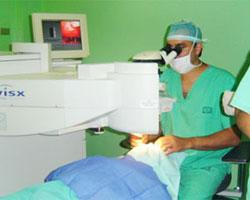 Operation Area - Clinica 20/20