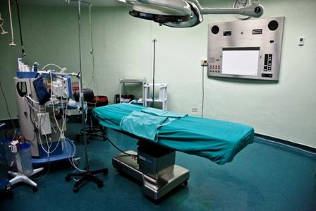Operation Room - San Fernando Hospital