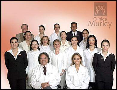 The Doctors and Staff - Muricy Clinic