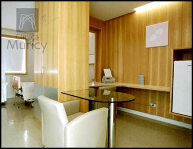 Waiting Area - Muricy Clinic