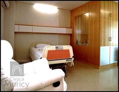 Patient's Room - Muricy Clinic