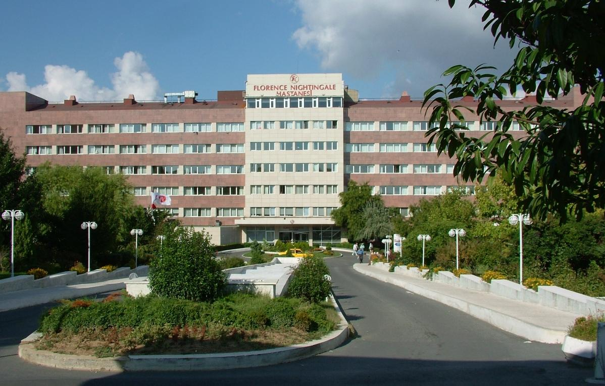 Florence Nightingale Şişli Hospital - Florence Nightingale Sisli Hospital - Florence Nightingale Istanbul Hospital