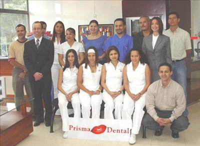 The Doctor and Staff - Prisma Cosmetic Dentistry