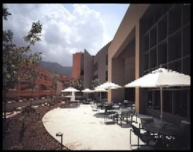 Outside View - Hospital CIMA Monterrey