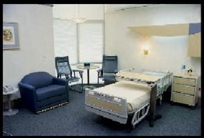 Patient's Room - Hospital CIMA Monterrey