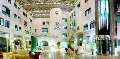 Main -  Inside View - Specialty Hospital