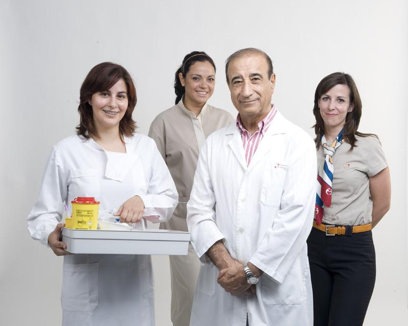 Medical Team - Hospital S. Gonçalo de Lagos