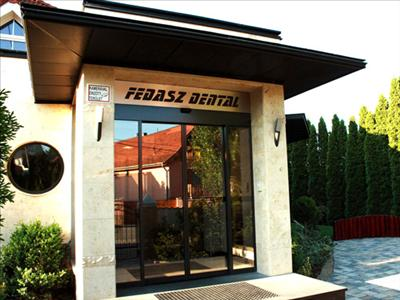 Entrance - The Fedasz Dental Clinic