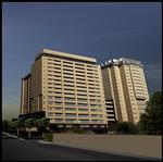 Front View - The Medical City