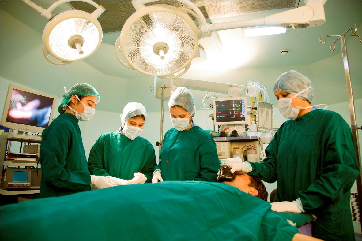Operation Theatre - Moolchand Medcity